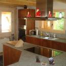 Large Kitchen and kitchen island